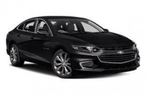 two new cars of the brand Chevrolet Malibu 2